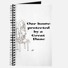 C R Home Protected Journal