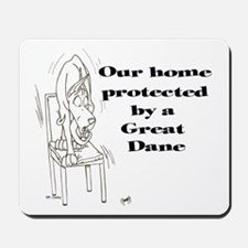 C R Home Protected Mousepad