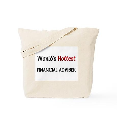 World's Hottest Financial Adviser Tote Bag