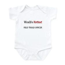 World's Hottest Field Trials Officer Infant Bodysu
