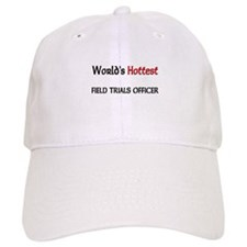World's Hottest Field Trials Officer Cap