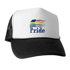 Pride - Flag Trucker Hat