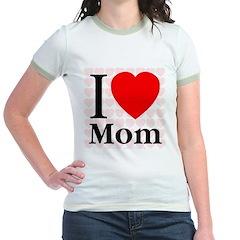 I Love Mom T