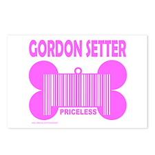 GORDEN SETTER PRICELESS Postcards (Package of 8)