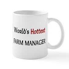 World's Hottest Farm Manager Mug