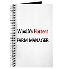 World's Hottest Farm Manager Journal