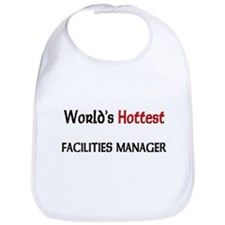 World's Hottest Facilities Manager Bib