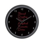 EDWARD Wall Clock