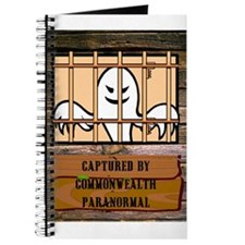 Cool Paranormal ghost hunt Journal