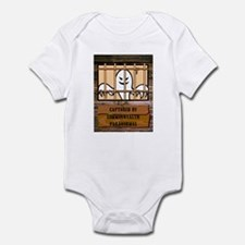 Cool Ghost hunting Infant Bodysuit