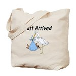 Just Arrived African American Boy Tote Bag