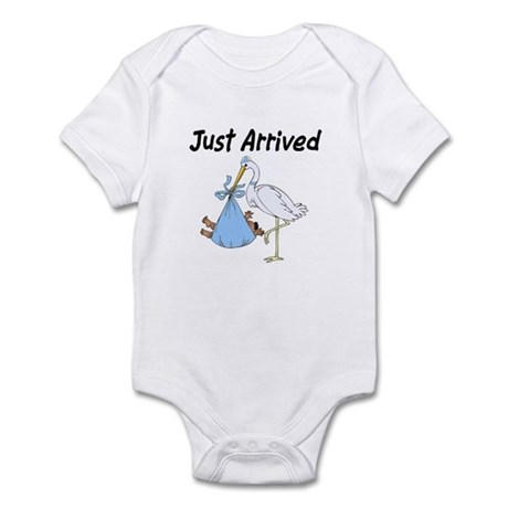 Just Arrived African American Boy Infant Bodysuit