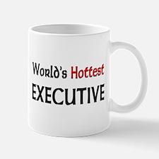 World's Hottest Executive Mug