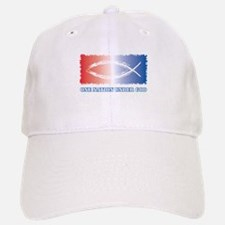 One Nation God Baseball Baseball Cap