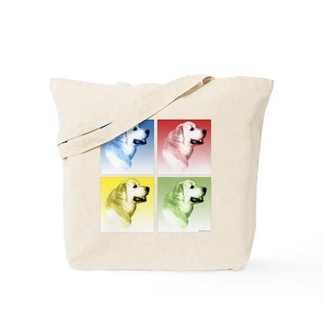 Pyr Pop Art Tote Bag
