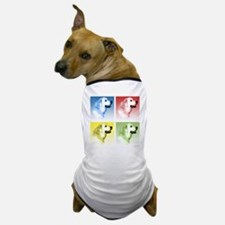 Pyr Pop Art Dog T-Shirt