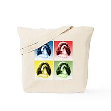 Havanese Pop Art Tote Bag