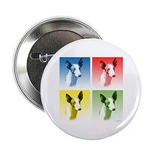 """Ibizan Pop Art 2.25"""" Button"""
