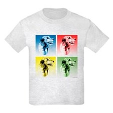 Wolfhound Pop Art T-Shirt
