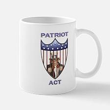 Patriot Act Mug