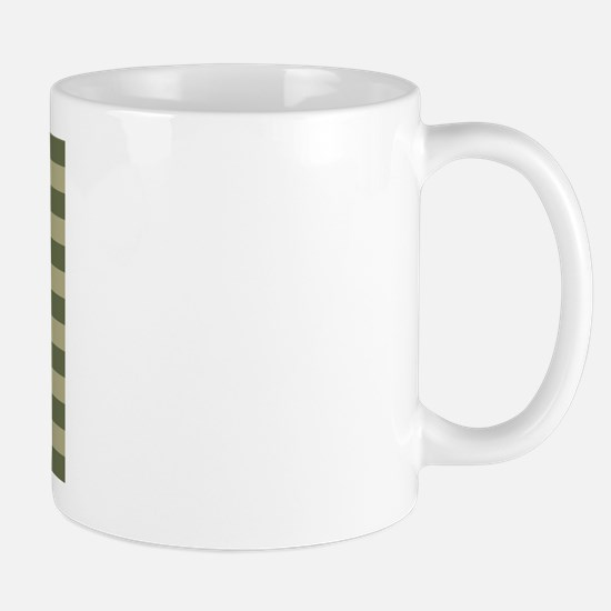 Camo American Flag Mug
