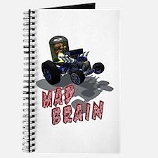 Wierd Wheels - Mad Brain Journal