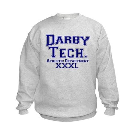 Official Darby Tech Kids Sweatshirt