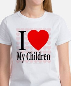 I Love My Children Tee
