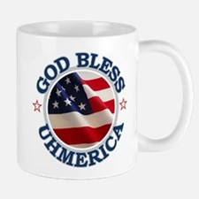 God Bless Uhmerica Mug