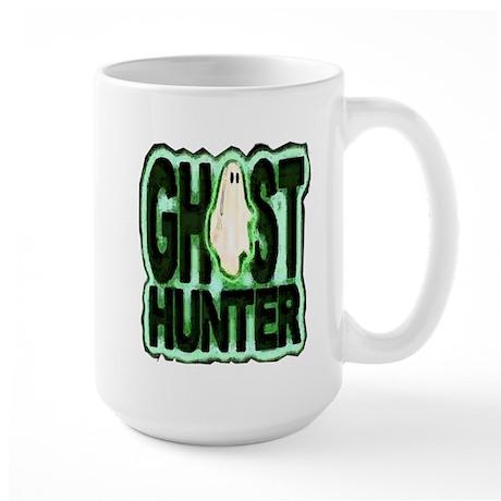 Ghost Hunter Large Mug
