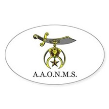 A,A.O.N.M.S. Decal