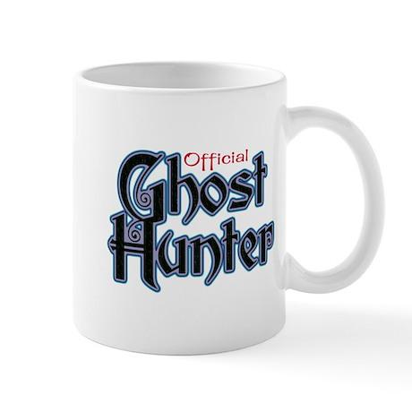 Official Ghost Hunter Mug