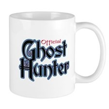 Official Ghost Hunter Small Mugs