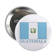 "Guatemala Flag 2.25"" Button"