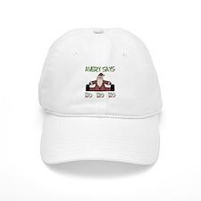 Avery Says Ho Ho Ho Baseball Cap