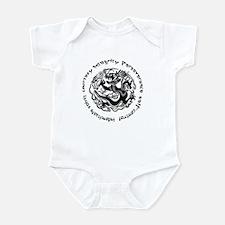 Tenants of Tae Kwon Do Infant Bodysuit