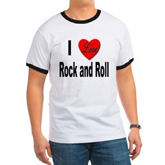 I Love Rock and Roll T