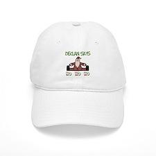 Declan Says Ho Ho Ho Baseball Cap