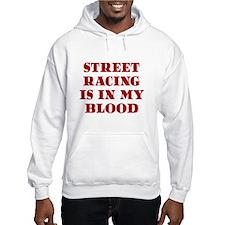 Street Racing Jumper Hoody