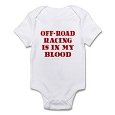 Off-Road Racing Infant Bodysuit