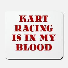 Kart Racing Mousepad