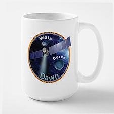 Dawn Mission Patch Mug