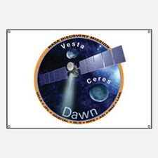 Dawn Mission Patch Banner