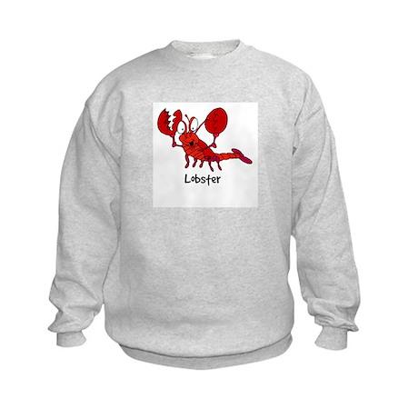 Lobster Kids Sweatshirt
