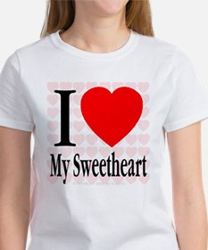 I Love My Sweetheart Tee
