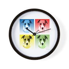 JRT Pop Art Wall Clock