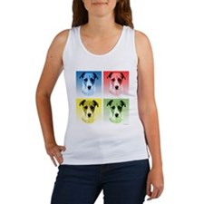 JRT Pop Art Women's Tank Top