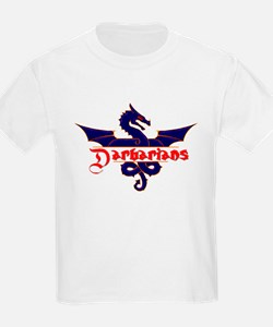 The official Darbarian Kids T-Shirt