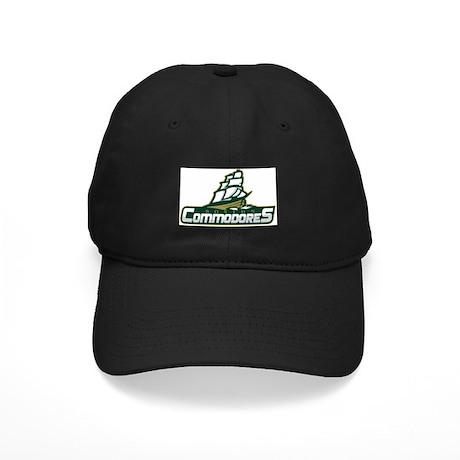 Boston Commodores Black Cap