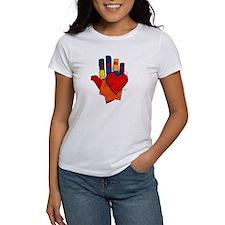Hand and Heart Tee